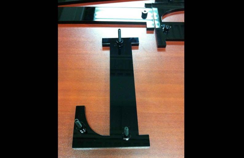 corporate logo laser cutting5
