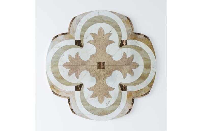 floor medallion waterjet cutting16