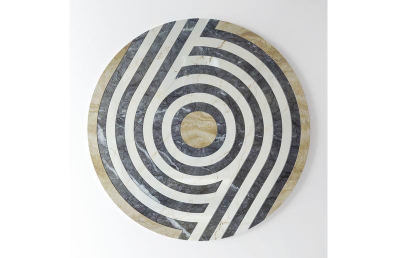 floor medallion waterjet cutting17