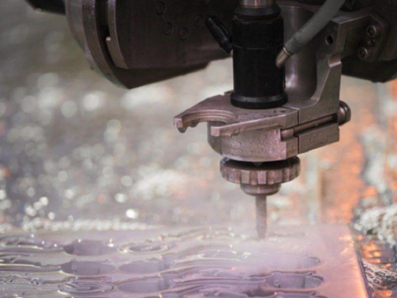 waterjet cutting steel toronto