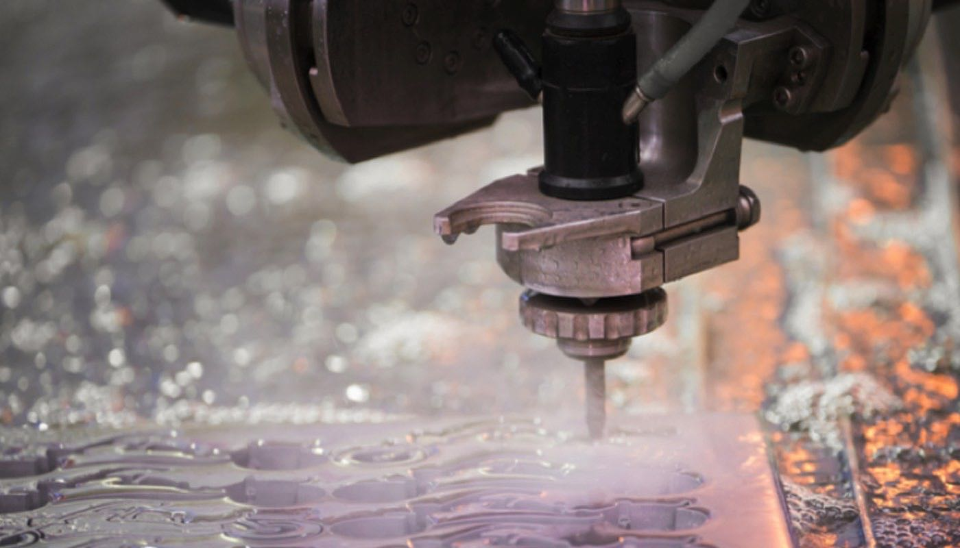 waterjet cutting steel toronto